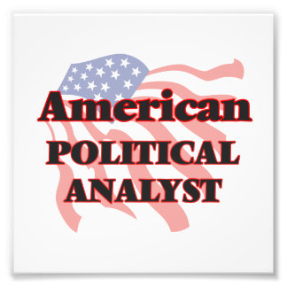 American Political Analyst Photo