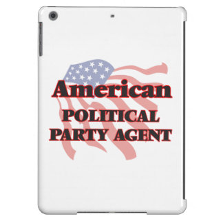 American Political Party Agent iPad Air Cover