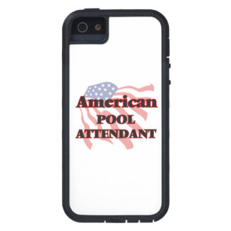 American Pool Attendant iPhone 5 Covers