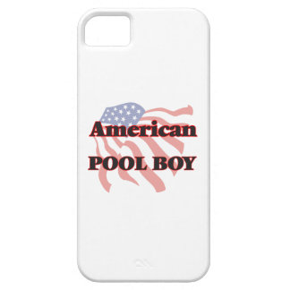 American Pool Boy iPhone 5 Cover