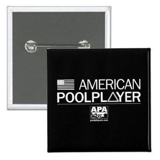 American Pool Player Buttons