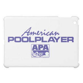American Pool Player - Blue Case For The iPad Mini