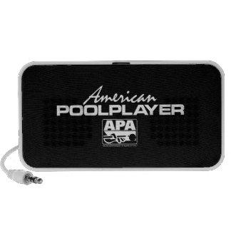 American Pool Player iPhone Speaker