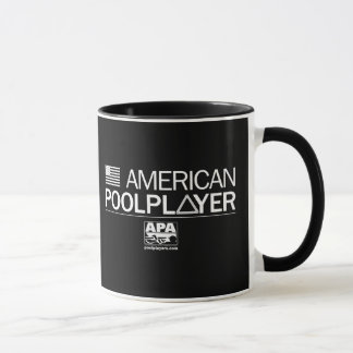 American Pool Player Mug