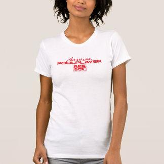 American Pool Player - Red Shirt