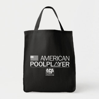 American Pool Player Tote Bag