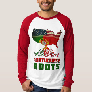 American Portuguese Roots T-Shirt