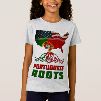 American Portuguese Roots Tee