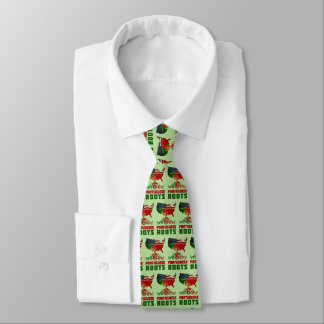 American Portuguese Roots Tie