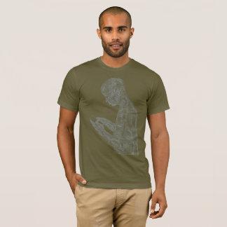 American Prayer (army w/ grey) T-Shirt