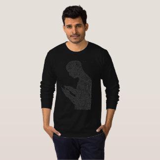 American Prayer Long Sleeve T-Shirt (black)