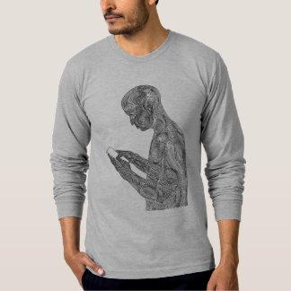 American Prayer Long Sleeve T-Shirt (heather grey)