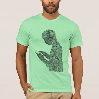 American Prayer T-Shirt (lime)