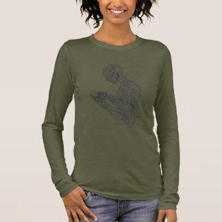 American Prayer Womens Long Sleeve T-Shirt