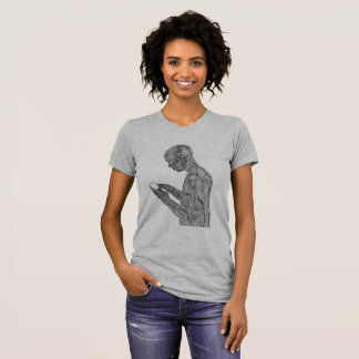 American Prayer Women's t-shirt (heather grey)