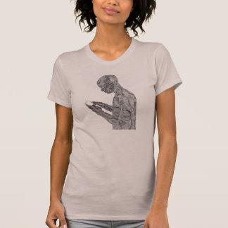 American Prayer Women's T-Shirt (mauve)