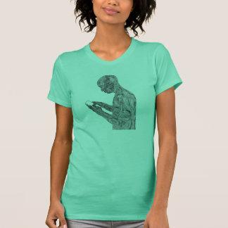 American Prayer Women's T-Shirt (mint)