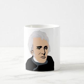 American Presidents: Andrew Jackson  1829 - 1837 Basic White Mug