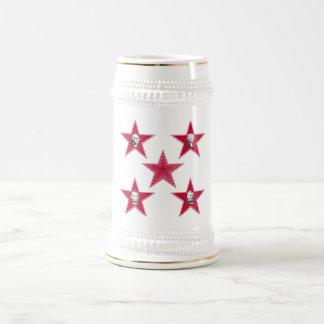 American Presidents Beer Steins