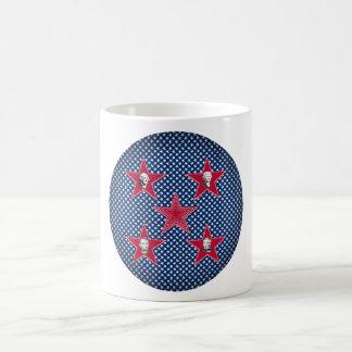 American Presidents Shield Mug