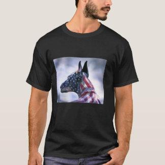 American Pride Doberman T-Shirt