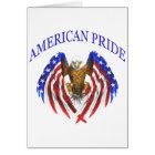 American Pride Eagle Card