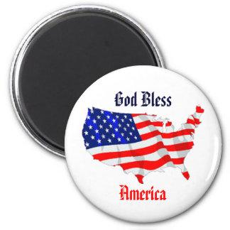 American Pride Refrigerator Magnets