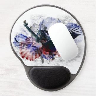 American pride mousepad gel mouse pad