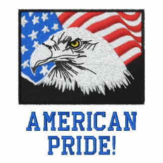 American Pride Zipped Hoodie