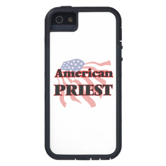American Priest iPhone 5 Cover