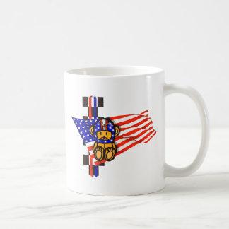 American Racing USA Autosport motorsport Mug