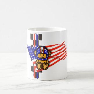 American Racing USA Autosport motorsport Coffee Mugs