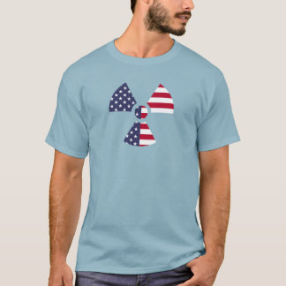 American Radiation Symbol T-Shirt