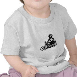 American Recluse Monkey Rider T-shirts
