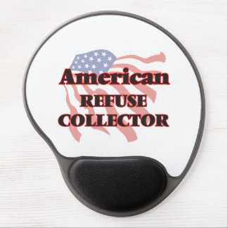American Refuse Collector Gel Mouse Pad