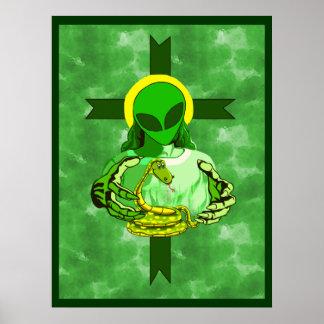 American Religion Poster