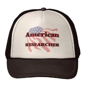 American Researcher Cap