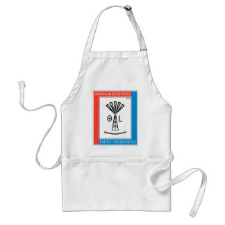 American Resources Adult Apron