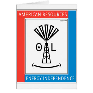 American Resources Greeting Card