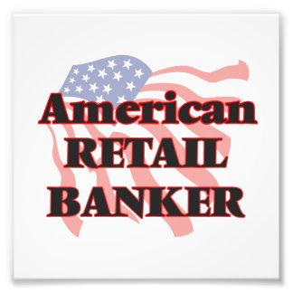 American Retail Banker Photograph