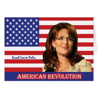 American Revolution Card