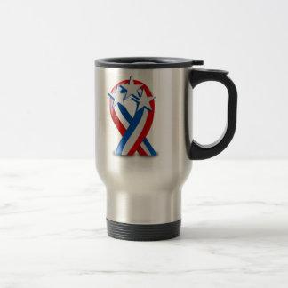 American Ribbon Mugs