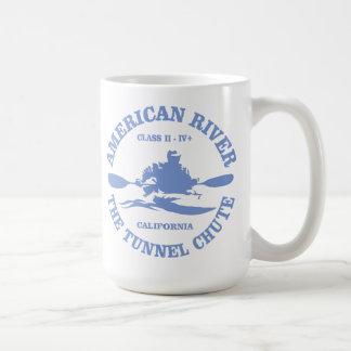 American River (kayak) Mug