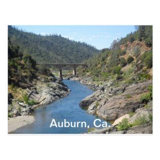 American River Postcard