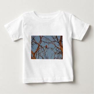 American Robin home to roost Baby T-Shirt