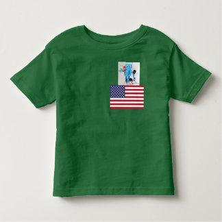 American robot toddler T-Shirt