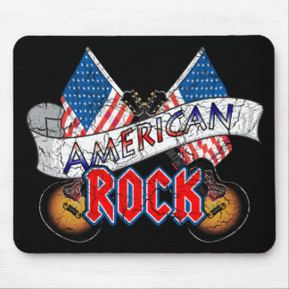 American Rock Mouse Pads