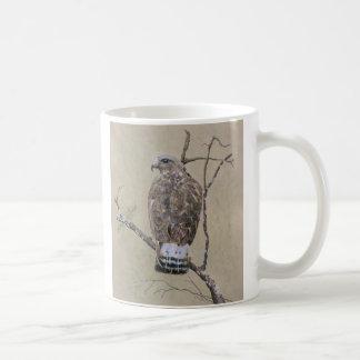 American Rough-legged Buzzard Coffee Mug