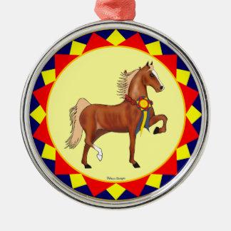 American Saddlebred Champion Ornament