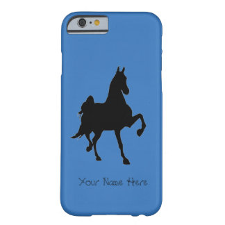 American Saddlebred Horse Barely There iPhone 6 Case